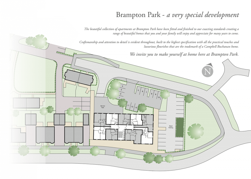 Brampton Apartments