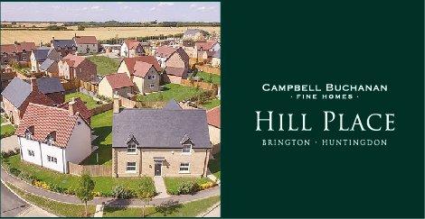 Hill Place, Brington