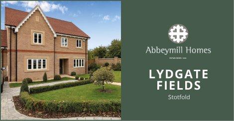Lydgate Fields, Fairfield Near Stotfold