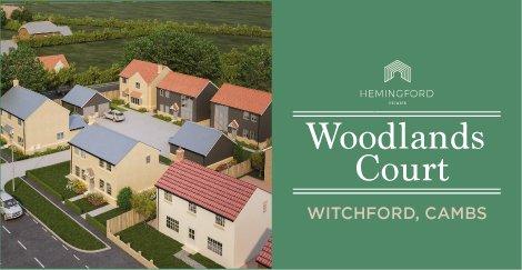 Woodlands Court, Witchford