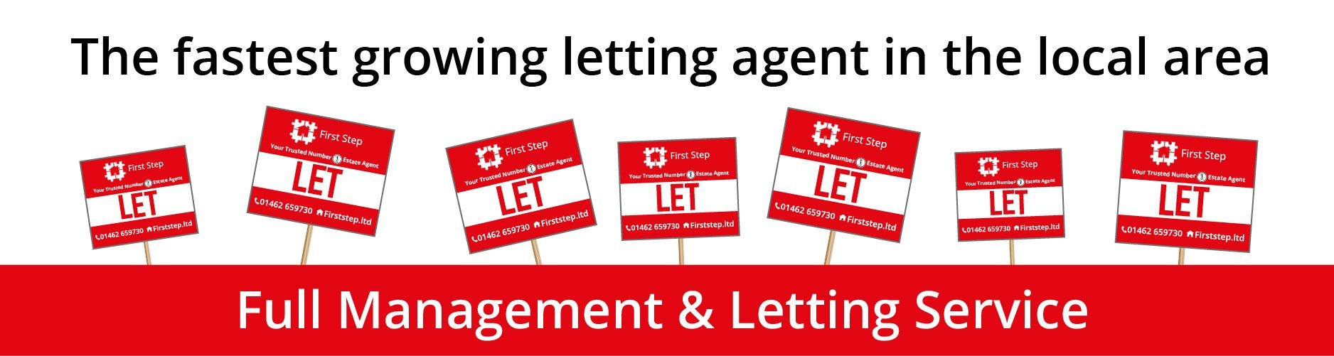 the fastest growing letting agent in the local area