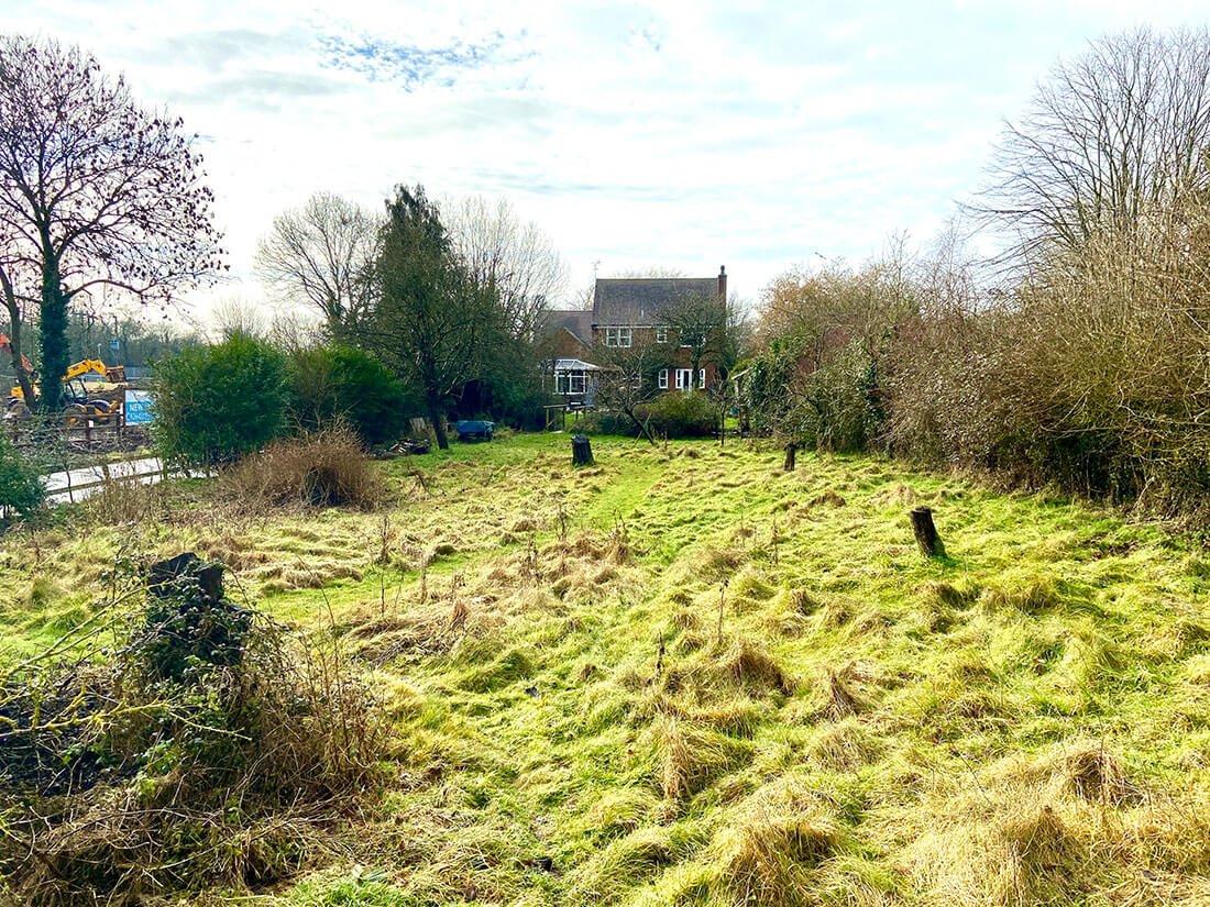 Brington land