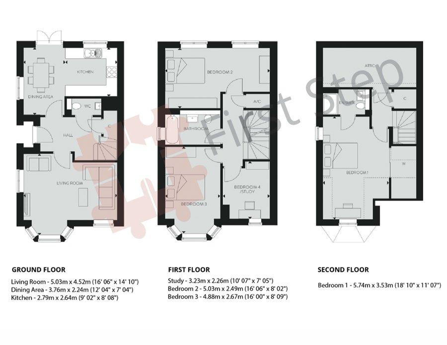 Plot 6, 12 Beatrice Place